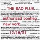 THE BAD PLUS Authorized Bootleg album cover