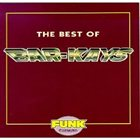 THE BAR-KAYS The Best of Bar-Kays album cover