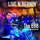 THE BBB Live N' Bernin' album cover