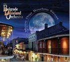 THE BELGRADE DIXIELAND ORCHESTRA Moon Over Bourbon Street album cover
