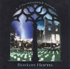 THE BOSTON HORNS A Thousand Souls album cover