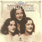 THE BOSWELL SISTERS The Boswell Sisters Collection, Volume 1: 1931-32 album cover