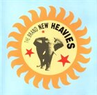 THE BRAND NEW HEAVIES The Brand New Heavies Album Cover