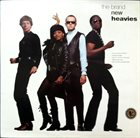 THE BRAND NEW HEAVIES The Brand New Heavies (1992) album cover