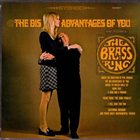 THE BRASS RING The Dis-Advantages Of You album cover