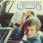 THE CARPENTERS As Time Goes By album cover