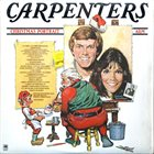 THE CARPENTERS Christmas Portrait album cover