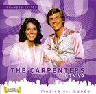 THE CARPENTERS Grandes Exitos - En Vivo album cover