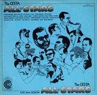 THE CESTA ALL STARS Live Jam Session album cover