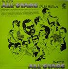 THE CESTA ALL STARS Salsa Festival album cover