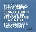 THE CLASSICAL JAZZ QUARTET The Complete Recordings album cover