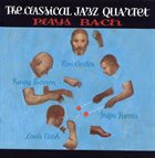 THE CLASSICAL JAZZ QUARTET Plays Bach album cover