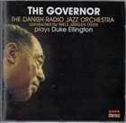 THE DANISH RADIO JAZZ ORCHESTRA The Governor album cover
