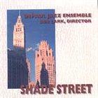 THE DEPAUL UNIVERSITY JAZZ ENSEMBLE Shade Street album cover