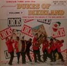 THE DUKES OF DIXIELAND (1951) Circus Time With The Dukes Of Dixieland, Volume 7 album cover