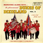THE DUKES OF DIXIELAND (1951) Marching Along With The Dukes Of Dixieland, Volume 3 album cover