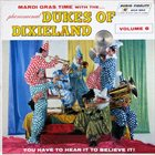 THE DUKES OF DIXIELAND (1951) Mardi Gras Time With The Dukes Of Dixieland - Volume 6 album cover
