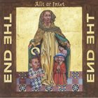 THE END Allt Är Intet album cover