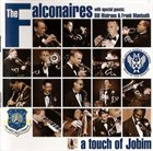 THE FALCONAIRES (UNITED STATES AIR FORCE ACADEMY FALCONAIRES) A Touch Of Jobim album cover