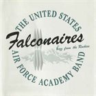 THE FALCONAIRES (UNITED STATES AIR FORCE ACADEMY FALCONAIRES) Jazz From The Rockies album cover