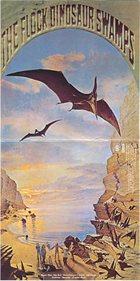 THE FLOCK Dinosaur Swamps album cover