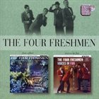 THE FOUR FRESHMEN First Affair/Voices in Fun album cover