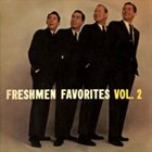 THE FOUR FRESHMEN Freshmen Favorites Vol.2 album cover