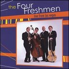 THE FOUR FRESHMEN Live from Las Vegas album cover