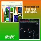 THE FOUR FRESHMEN More 4 Freshmen and 5 Trombones/In Person, Vol.2 album cover