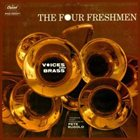 THE FOUR FRESHMEN Voices And Brass album cover
