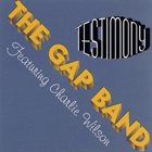 THE GAP BAND Testimony album cover