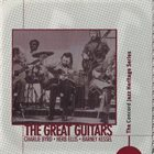 THE GREAT GUITARS The Concord Jazz Heritage Series album cover