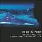 THE GREAT JAZZ TRIO Blue Minor album cover