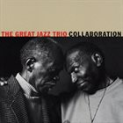 THE GREAT JAZZ TRIO Collaboration album cover