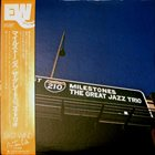 THE GREAT JAZZ TRIO Milestones album cover