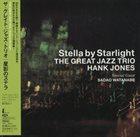 THE GREAT JAZZ TRIO Stella By Starlight album cover