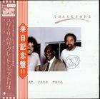 THE GREAT JAZZ TRIO Threesome album cover
