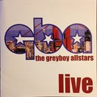 THE GREYBOY ALLSTARS Live album cover