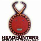 THE HEADHUNTERS Evolution Revolution album cover