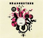 THE HEADHUNTERS On Top: Live in Europe album cover