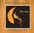 THE HOT CLUB OF SAN FRANCISCO Clair de Lune album cover
