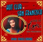 THE HOT CLUB OF SAN FRANCISCO Live At Yoshi's San Francisco album cover