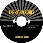 THE HOT SARDINES Sardine 3: Frolicking at the Playground album cover
