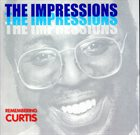 THE IMPRESSIONS Remembering Curtis album cover