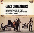 THE JAZZ CRUSADERS The Festival Album album cover