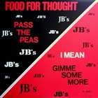 THE J.B.'S Food For Thought album cover