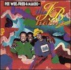 THE J.B.'S The JB Horns album cover