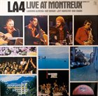 THE L.A. FOUR Live At Montreux album cover