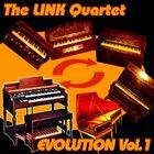 THE LINK QUARTET Evolution Vol. 1 album cover
