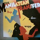 THE MANHATTAN TRANSFER Bop Doo-Wopp album cover